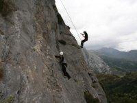 Escalando hasta la cima
