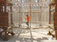 Circuito multiaventura para niños en Elche 30 min