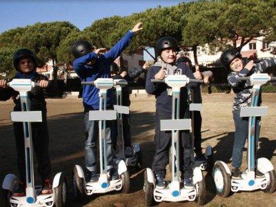 Alquiler segways en Castelldefels para 2 personas