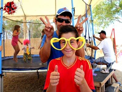 Campamento de verano en Mojácar día completo