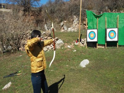 Archery Session in Castellar de n'Hug 2h