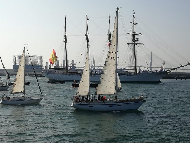 Navegando juntos