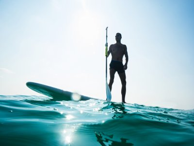 Noleggio attrezzatura da paddle surf nelle Asturie 1 ora