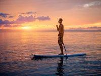Noleggio di paddle surf a Gijón per 2 ore