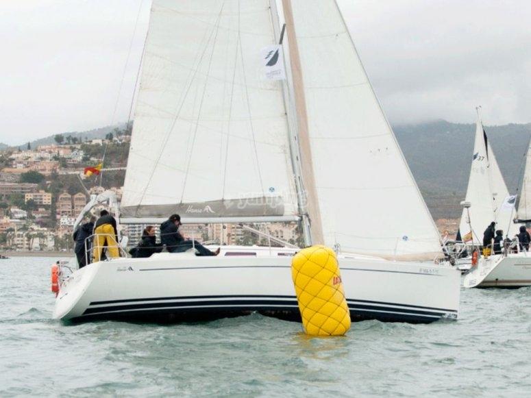 Barcos de hasta trece metros de eslora