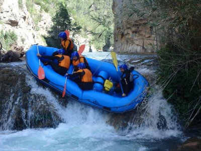 Rafting in Montanejos + Pics Level 2
