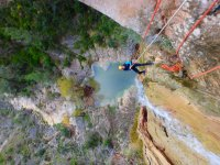 Canyoning Intermediate Level 5 hours in Zucaina