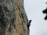 escalar al aire libre