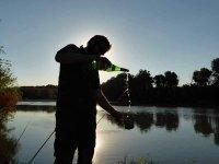 Entre pesca y pesca