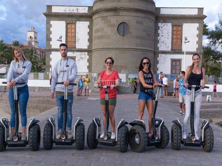 Turismo comodo y rapido por la ciudad
