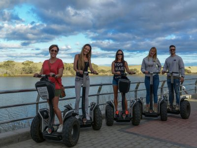 Guided segway route in Gran Canaria 2h