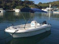 Alquilar embarcación sin titulación en Valencia