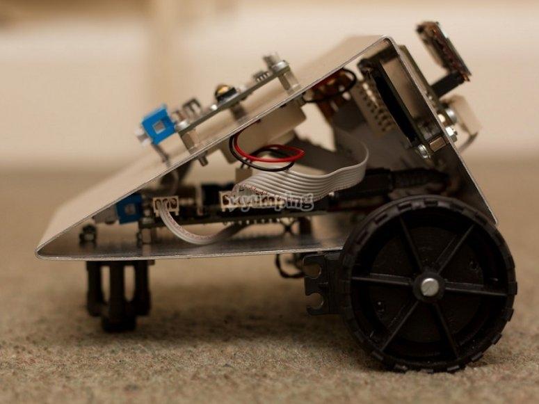 Creaciones roboticas