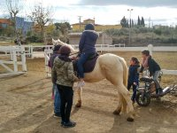 Riding initiation classes