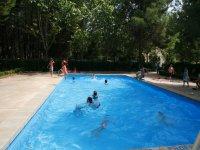 泳池(夏季)