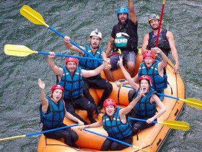 Hacer rafting en Aliseda de Tormes durante 3 horas