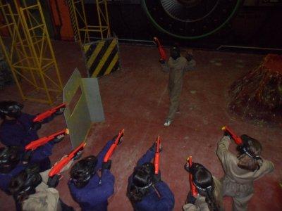 Partida de paintball en Vigo 2 h bolas ilimitadas