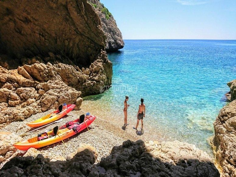 Kayak doppio o singolo