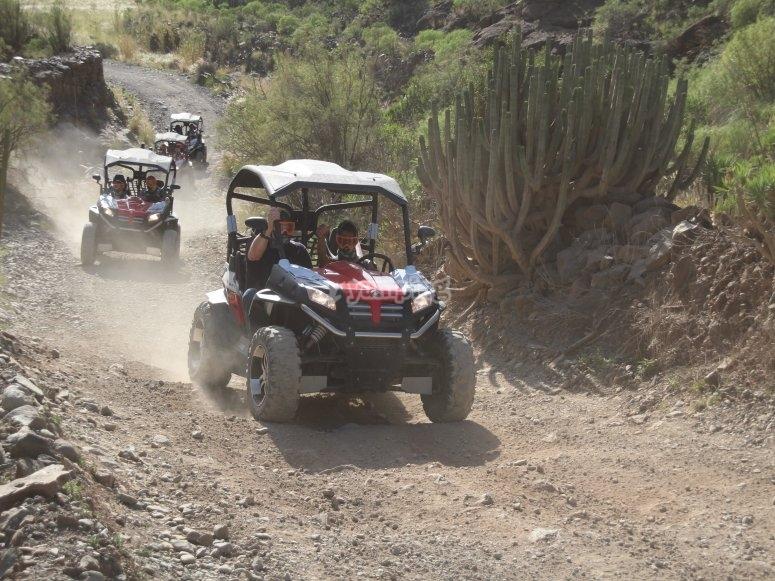 Paseando por el sur de Gran Canaria