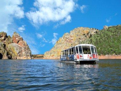 Paseo en barco por el Tajo desde Extremadura