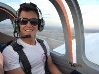 Iniciación al vuelo en ultraligero en Bolullos