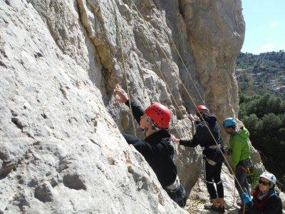 Intera giornata di arrampicata nella Serranía de Ronda