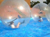 Habilidades en la piscina