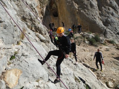 Corso di arrampicata a Malaga per 1 giorno