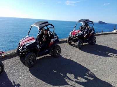Buggy route in Benidorm 2 hours