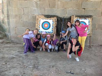 Deportes y Aventuras La Isla Tiro con Arco