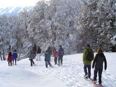 Maguibe Ocio y Turismo Activo Raquetas de Nieve