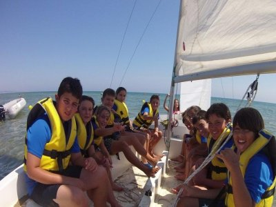 Sailing course for beginners Gandía - Low season