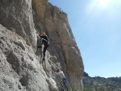 2-day climbing course in the Serranía de Ronda