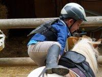 Aprendiendo a subirse al caballo