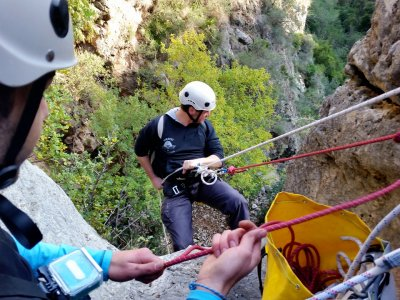 Canyoning for Beginners at Valencia