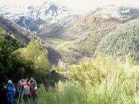 内华达山脉在背景中