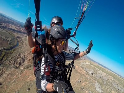 滑翔伞飞行洗礼+视频在瓜达拉哈拉