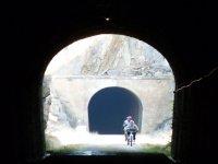 Acercandonos al tunel