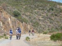 Dia de mountain bike