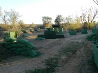 campo paint ball