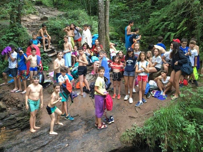 Multi-adventure camp