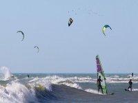 deporte en la playa
