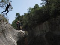 salto barranco