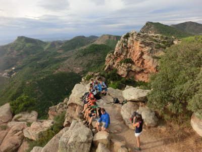 Multi adventure camp in Sierra Cazorla 10 days