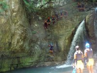 Canyoning Tronkos e Barrancos.Adventure Sports