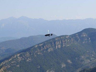 Vola ad Aínsa con il girocottero 25 minuti