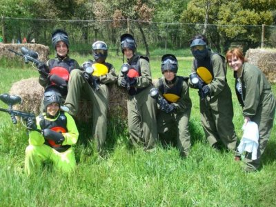 Milyunadespedidas Paintball