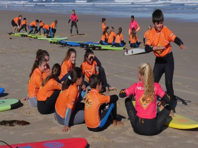 Surfing Induction Course In Cantabria 2h