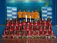 Campus de futbol femenino Priscilla