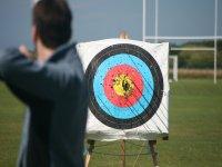 Actividades de tiro con arco